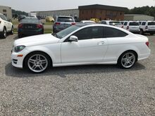 2013_Mercedes-Benz_C-Class_C 250 Coupe_ Ashland VA