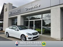 2013_Mercedes-Benz_C-Class_C 250_ Greenville SC