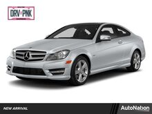 2013_Mercedes-Benz_C-Class_C 250_ Houston TX