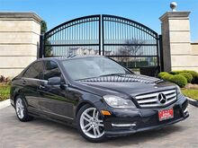 2013_Mercedes-Benz_C-Class_C 250_ Houston TX