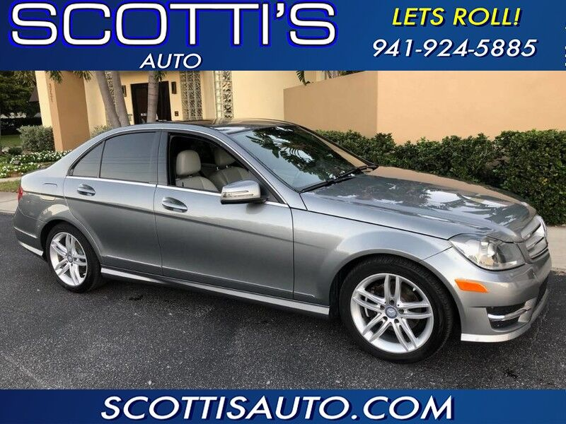 2013 Mercedes-Benz C-Class C 250 Luxury - GREAT COLOR COMBO! LUXURY FOR LESS!