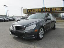 2013_Mercedes-Benz_C-Class_C 250 Luxury_ Dallas TX