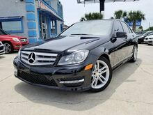 2013_Mercedes-Benz_C-Class_C 250 Luxury_ Jacksonville FL