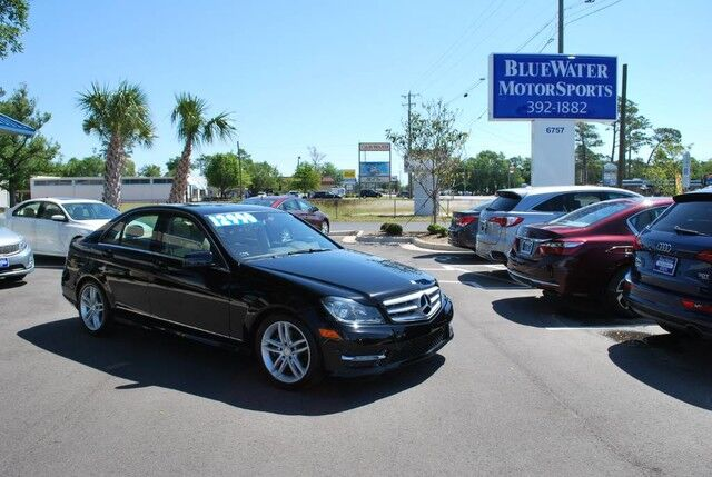 2013 Mercedes-Benz C-Class C 250 Luxury Wilmington NC