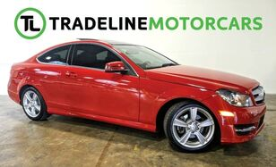 2013_Mercedes-Benz_C-Class_C 250 PREMIUM AUDIO, NAVIGATION, REAR VIEW CAMERA, AND MUCH MORE_ CARROLLTON TX