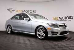 2013_Mercedes-Benz_C-Class_C 250 Sport AMG Navigation,Bluetooth,Light Pkg_ Houston TX