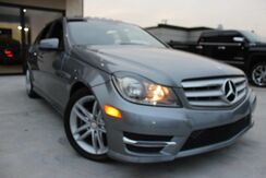 2013_Mercedes-Benz_C-Class_C 250 Sport CLEAN CARFAX SUNROOF_ Houston TX