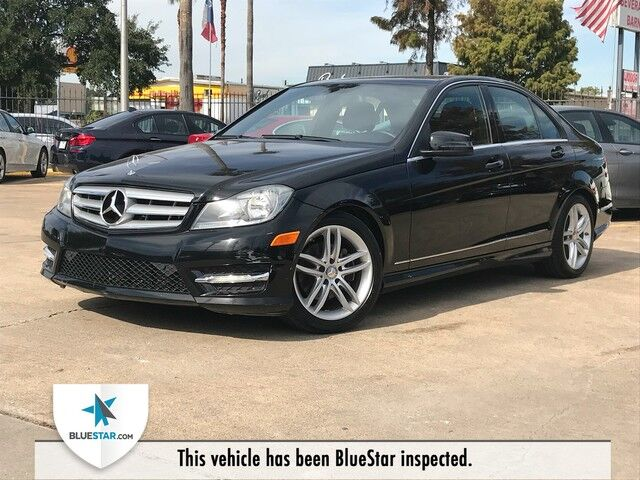 2013 Mercedes-Benz C-Class C 250 Sport Houston TX