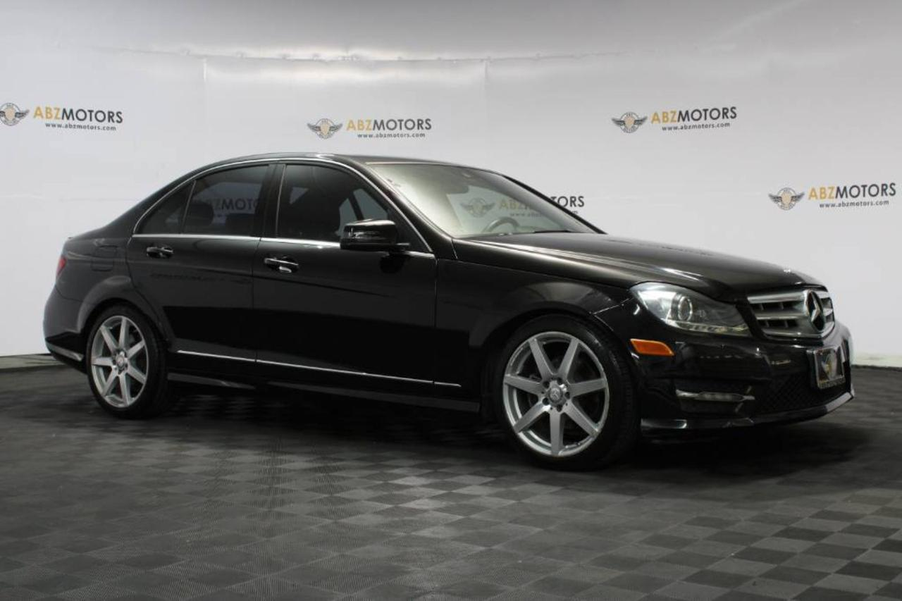 2013 Mercedes-Benz C-Class C 250 Sport Lighting Package,Sport Pkg,Keyless Go Houston TX