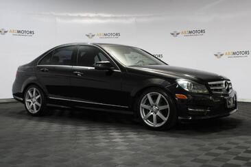 2013_Mercedes-Benz_C-Class_C 250 Sport Lighting Package,Sport Pkg,Keyless Go_ Houston TX
