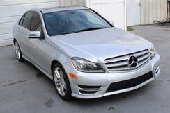 2013_Mercedes-Benz_C-Class_C 250 Sport Navigation 31 mpg_ Knoxville TN