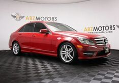 2013_Mercedes-Benz_C-Class_C 250 Sport Navigation,Camera,Heated Seats,Keyless_ Houston TX