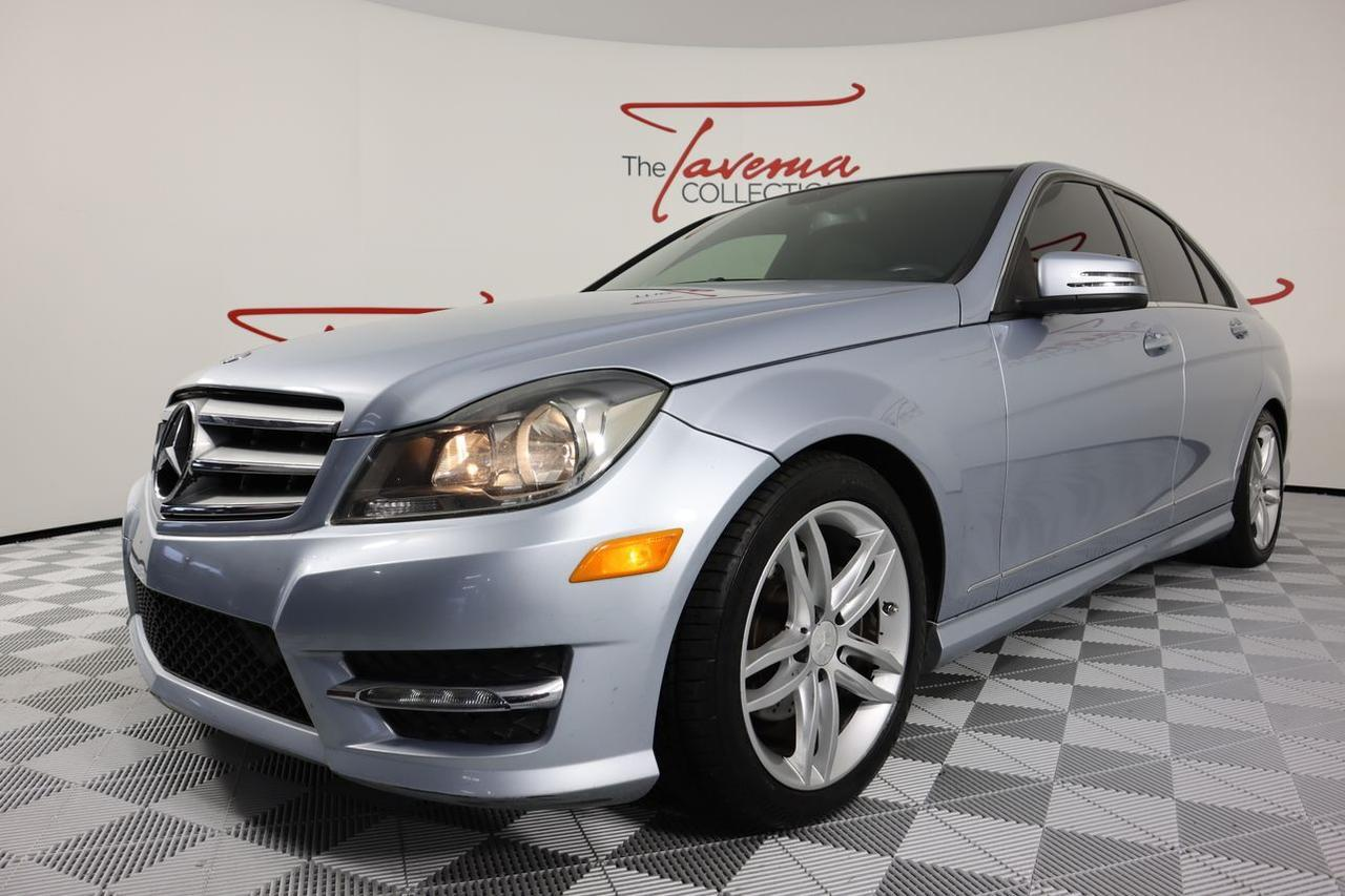 2013 Mercedes-Benz C-Class C 250 Sport Sedan 4D Hollywood FL