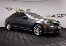2013_Mercedes-Benz_C-Class_C 250 Sport Sunroof,Bluetooth,Navigation_ Houston TX