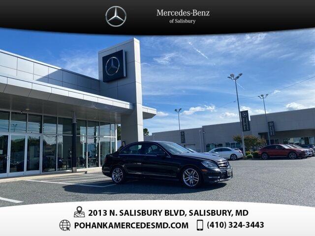 2013 Mercedes-Benz C-Class C 300 ** Pohanka 6 month / 6,000 ** Salisbury MD