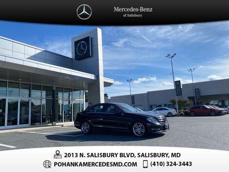 2013_Mercedes-Benz_C-Class_C 300 ** Pohanka 6 month / 6,000 **_ Salisbury MD