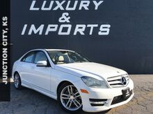 2013_Mercedes-Benz_C-Class_C 300_ Leavenworth KS