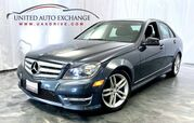 2013 Mercedes-Benz C-Class C 300 Luxury / 3.5L V6 Engine / AWD 4Matic / Sunroof / Navigation / Bluetooth / Karman Kardon Premium Sound System / Rear View Camera / Heated Leather Seats