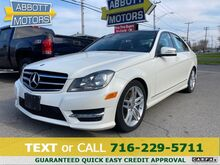 2013_Mercedes-Benz_C-Class_C 300 Luxury 4MATIC_ Buffalo NY