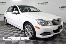 2013 Mercedes-Benz C-Class C 300 Luxury 4MATIC®