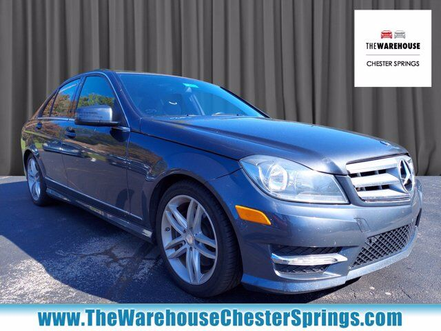 2013 Mercedes-Benz C-Class C 300 Luxury Chester Springs PA