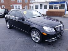 2013_Mercedes-Benz_C-Class_C 300 Luxury_ Hamburg PA