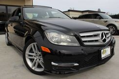 2013_Mercedes-Benz_C-Class_C 300 Luxury NAVIGATION SUNROOF_ Houston TX