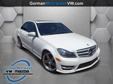 2013_Mercedes-Benz_C-Class_C 300 Luxury_ Paris TX