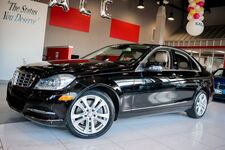 2013 Mercedes-Benz C-Class C 300 Luxury Premium 1 Leather Seats Lighting Multimedia Package Lane Tracking Package