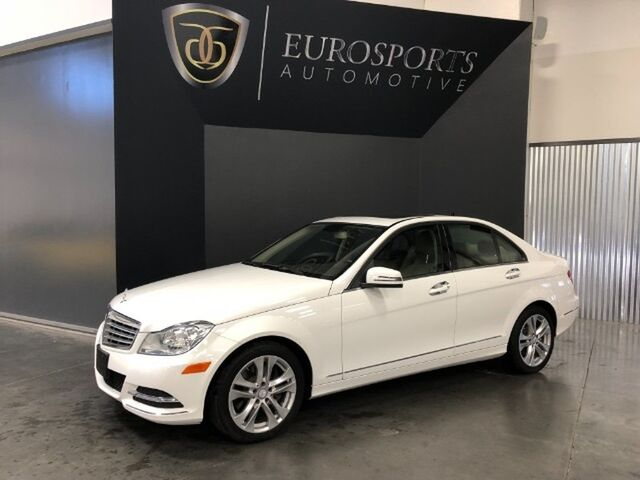 2013 Mercedes-Benz C-Class C 300 Luxury Salt Lake City UT
