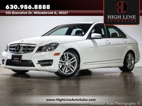 2013_Mercedes-Benz_C-Class_C 300 Luxury_ Willowbrook IL