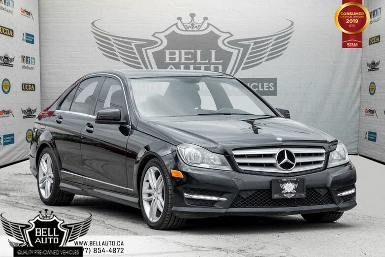 2013 Mercedes-Benz C-Class C 300, SUNROOF, BLUETOOTH, LEATHER, HEATED SEAT, A/C Toronto ON