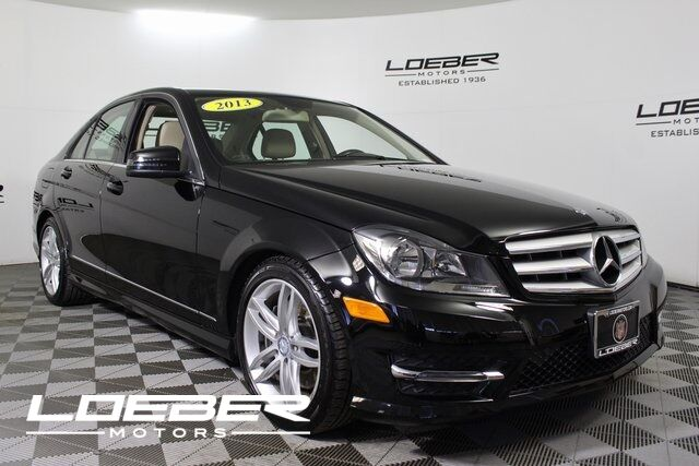 2013 Mercedes-Benz C-Class C 300 Sport 4MATIC® Lincolnwood IL