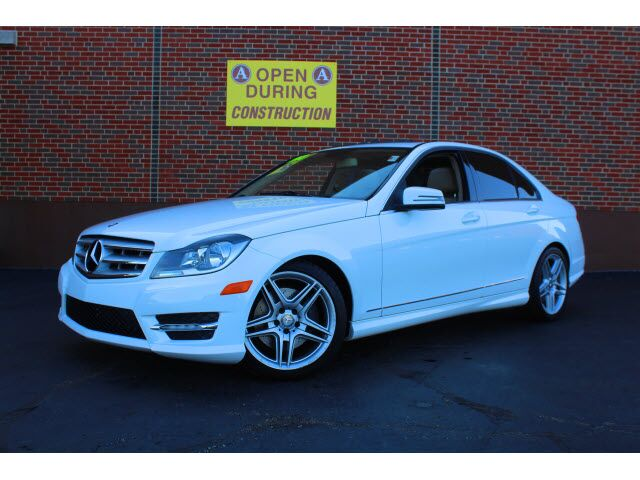 2013 Mercedes-Benz C-Class C 300 Sport 4MATIC® Kansas City KS
