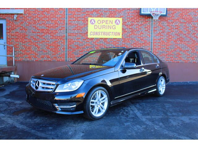 2013 Mercedes-Benz C-Class C 300 Sport 4MATIC® Merriam KS