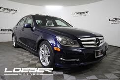 2013_Mercedes-Benz_C-Class_C 300 Sport 4MATIC®_ Chicago IL