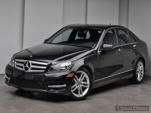 2013_Mercedes-Benz_C-Class_C 300 Sport_ Akron OH