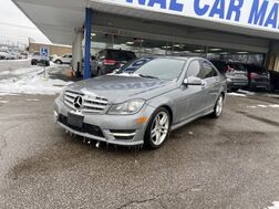 2013_Mercedes-Benz_C-Class_C 300 Sport_ Cleveland OH