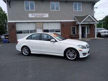 2013_Mercedes-Benz_C-Class_C 300 Sport_ East Windsor CT