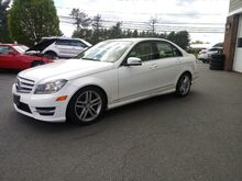 2013_Mercedes-Benz_C-Class_C 300 Sport_ East Windsor CT