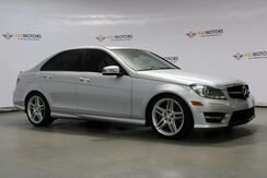 2013_Mercedes-Benz_C-Class_C 300 Sport_ Houston TX