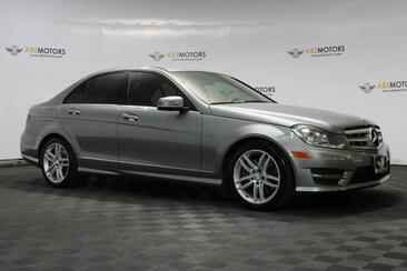 2013_Mercedes-Benz_C-Class_C 300 Sport Nav,RearView Cam,Premium 1 Pkg,Sport Sedan_ Houston TX