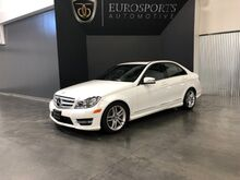 2013_Mercedes-Benz_C-Class_C 300 Sport_ Salt Lake City UT