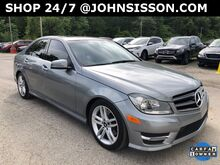 2013_Mercedes-Benz_C-Class_C 300_ Washington PA