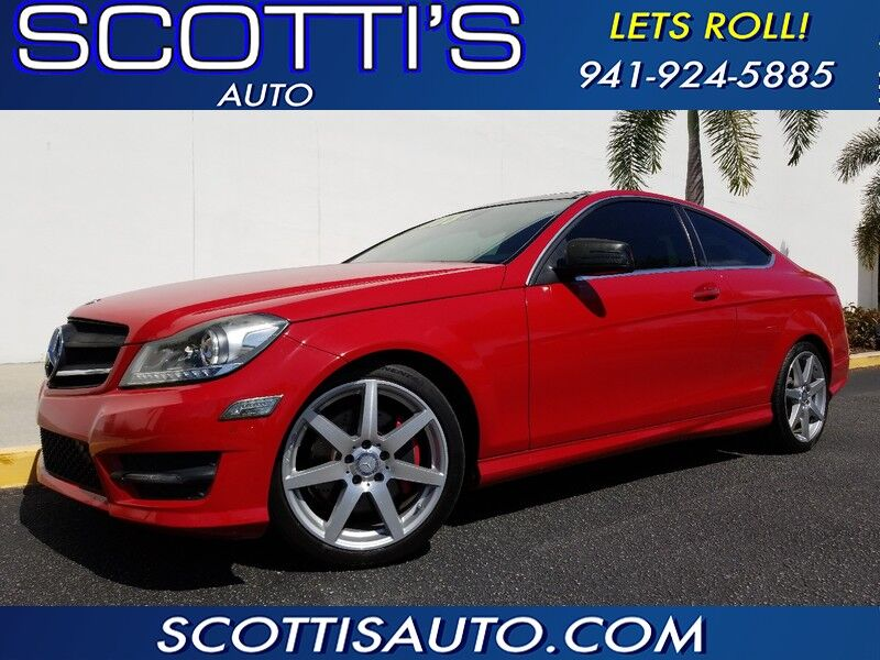 2013 Mercedes-Benz C-Class C 350~ COUPE~ GREAT COLORS~ 6 CYL~ NICE! CONTACT US TODAY!