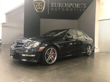 2013_Mercedes-Benz_C-Class_C 63 AMG_ Salt Lake City UT