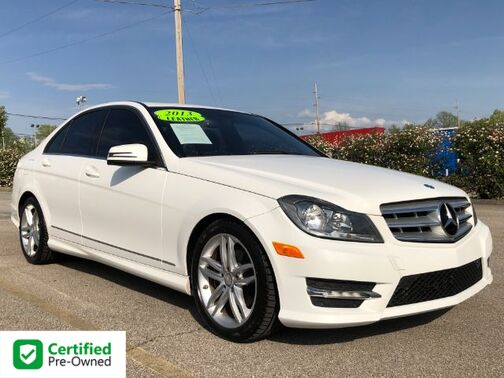 2013_Mercedes-Benz_C-Class_C250 Luxury Sedan_ Frankfort KY