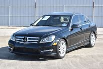 Mercedes-Benz C-Class C250 Luxury Sedan 2013