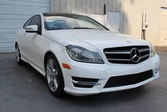 2013_Mercedes-Benz_C-Class_C250 Sport Coupe Backup Camera Navigation W204_ Knoxville TN