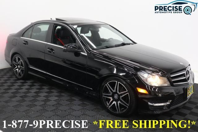 2013 Mercedes-Benz C-Class C250 Sport Sedan Chantilly VA
